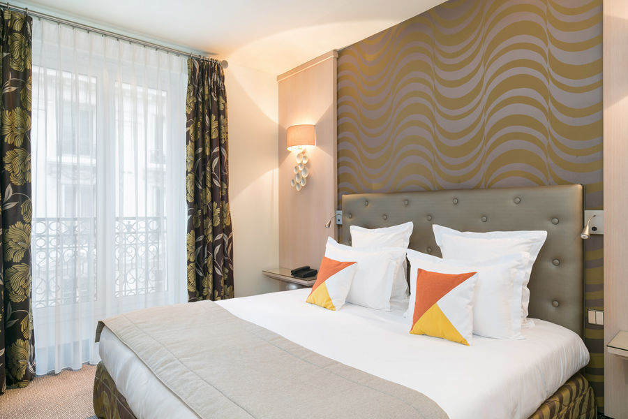 Le Cardinal Hotel By HappyCulture  Chambre Double