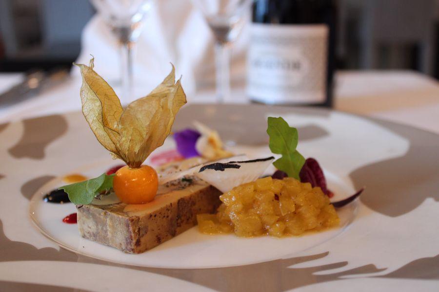 Hôtel Le Cheval Blanc Paris Marne La Vallée **** Proposition culinaire