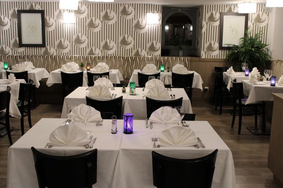 Hôtel Le Cheval Blanc Paris Marne La Vallée **** Restaurant