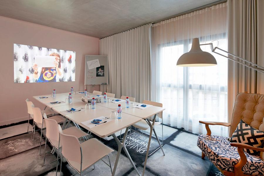 Mama Shelter Lyon Chambre Salon