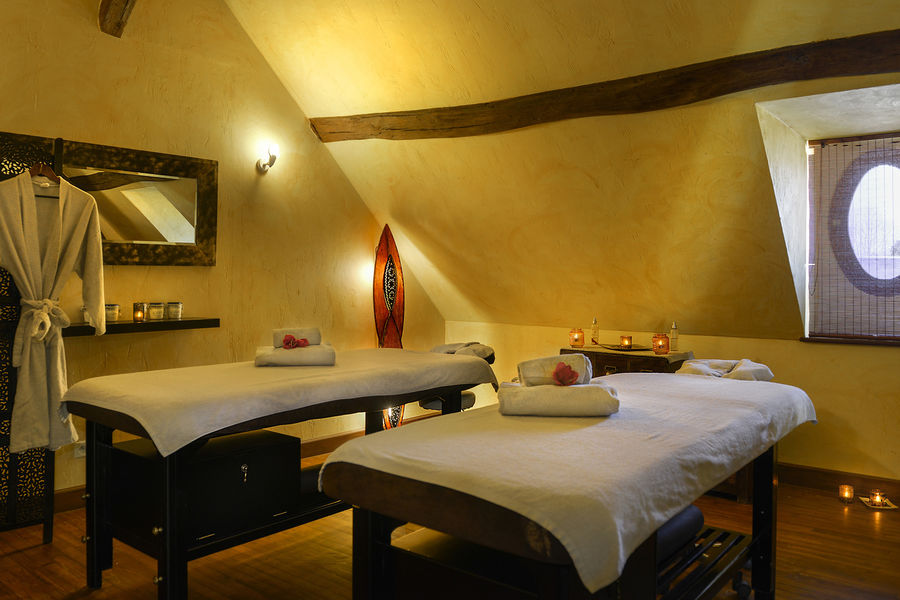 Hotel The Originals Domaine des Thômeaux 29