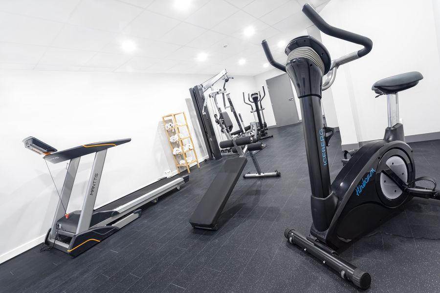 Ibis Styles Avignon Sud *** Salle de fitness
