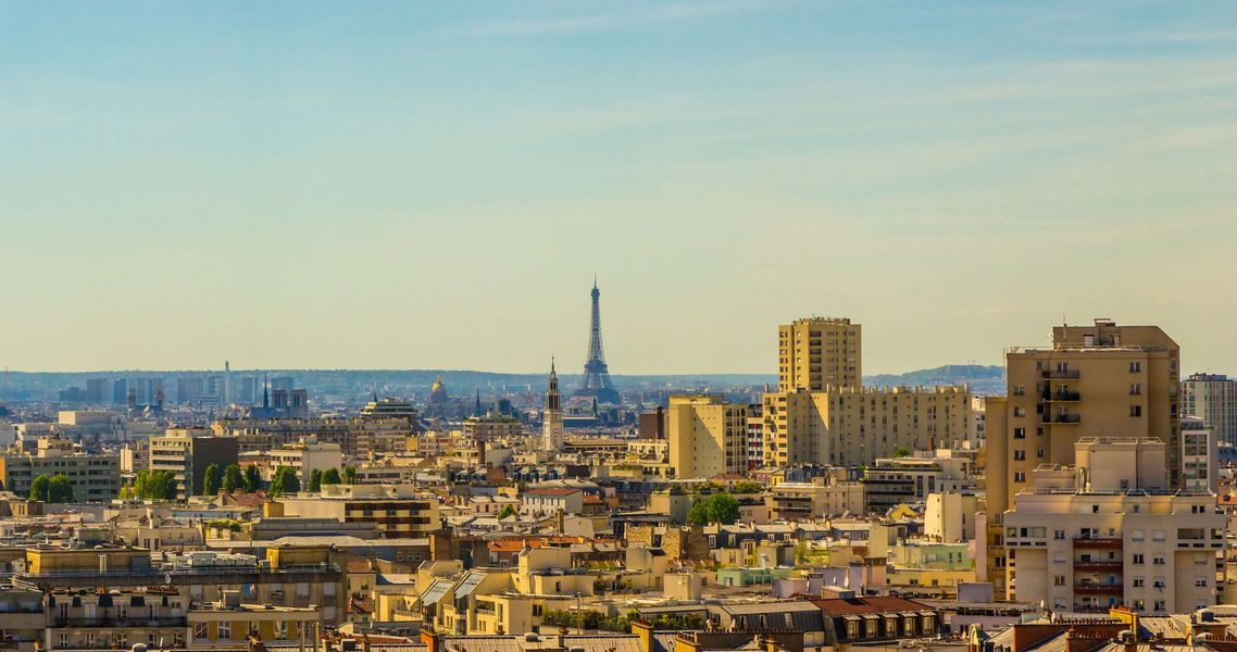 Ibis Paris Porte de Montreuil *** Vue panoramique