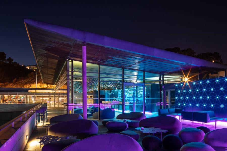 Hotel NHow Marseille **** Sky Bar / Rooftop
