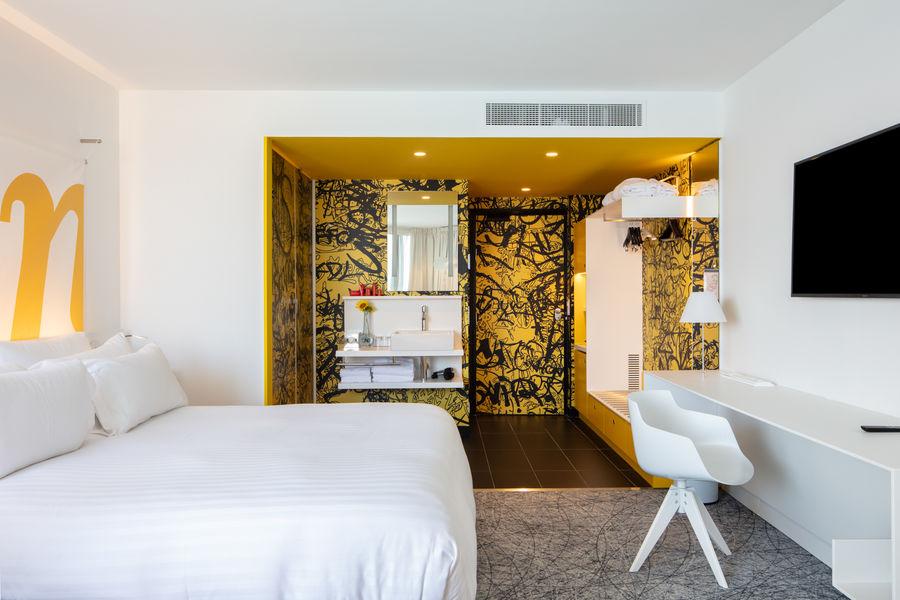Hotel NHow Marseille **** Premium vue mer et balcon