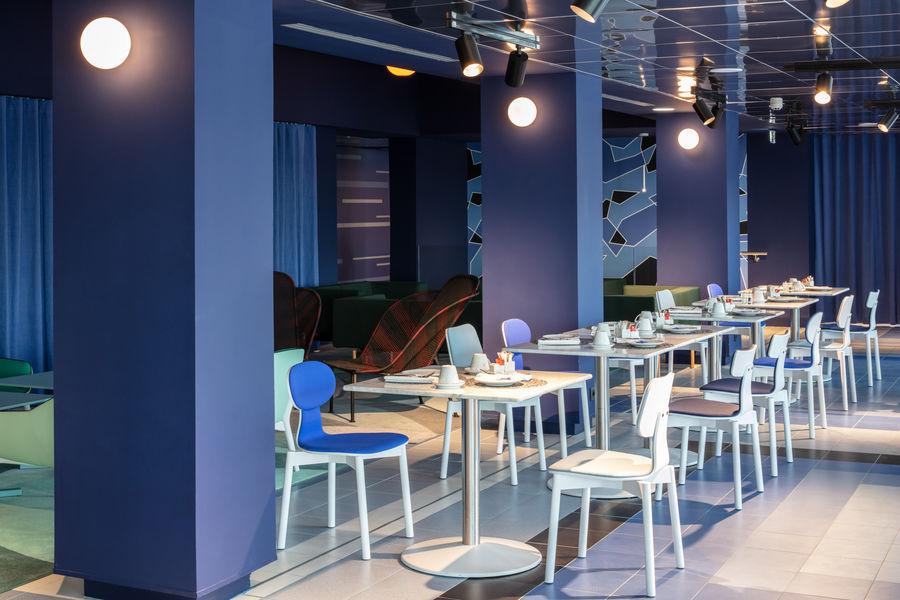 Hotel NHow Marseille **** Restaurant