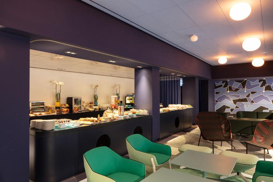 Hotel NHow Marseille **** Petit-déjeuner