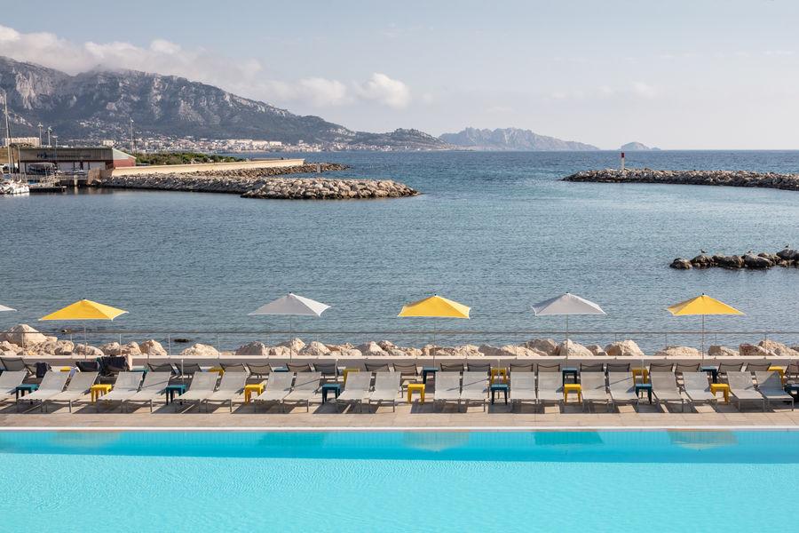 Hotel NHow Marseille **** Piscine