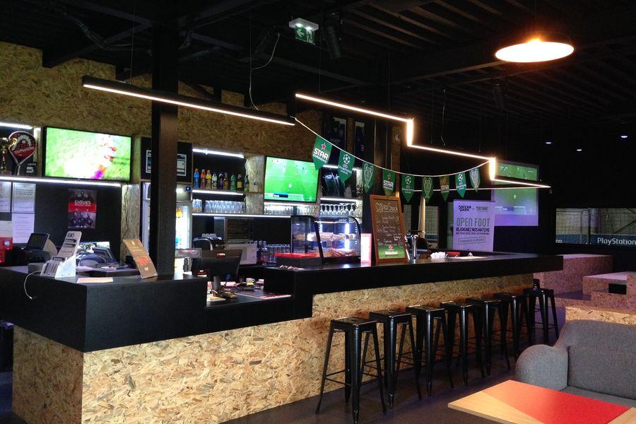 Soccer Park Strasbourg Bar