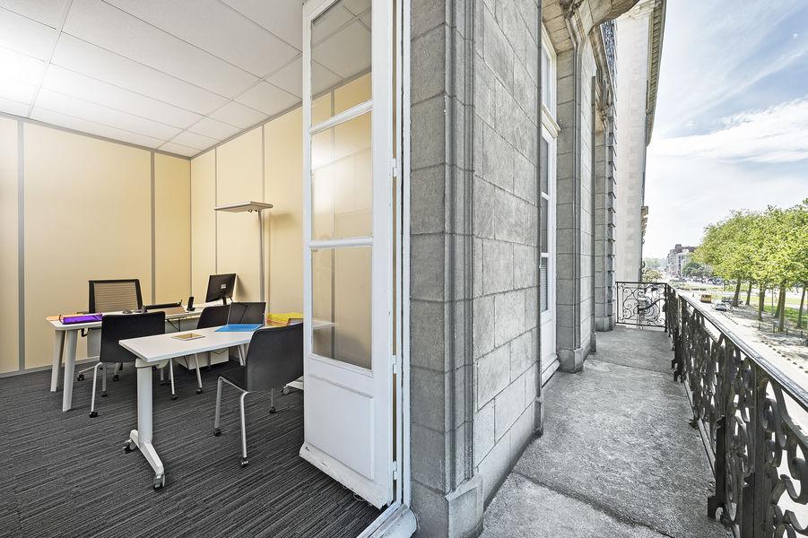 Baya Axess Nantes Bureau résident