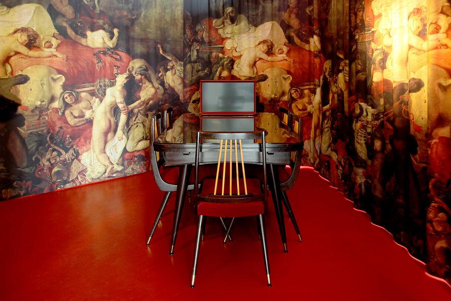 Icone Space Salle de réunion Redrum / 4-6 pax