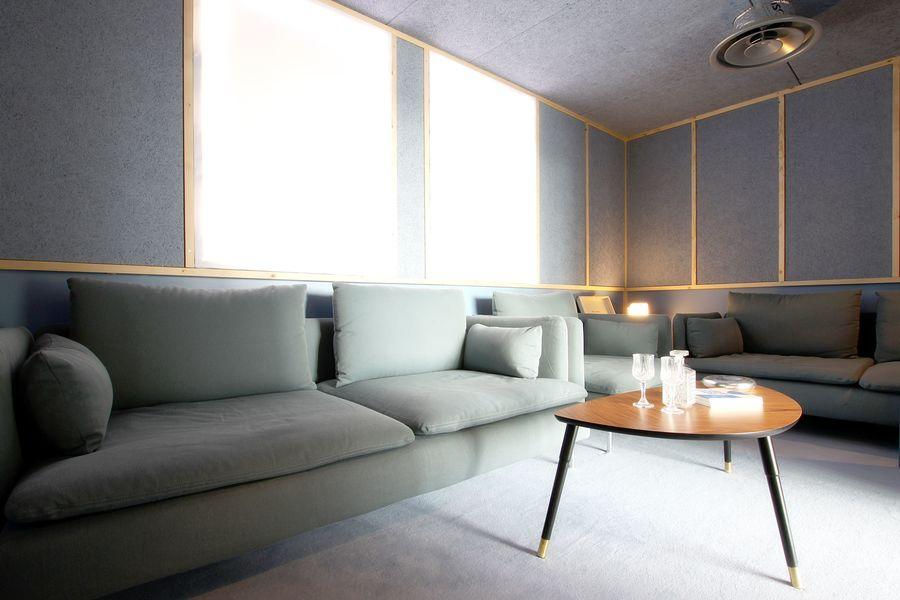 Icone Space Salle de réunion Stress Room / 5-7 pax