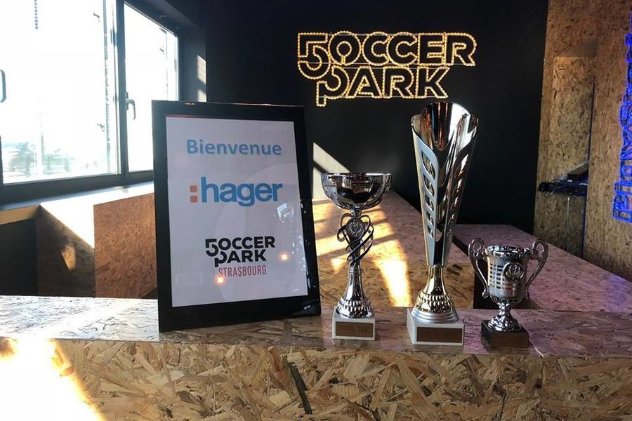 Soccer Park Strasbourg Coupes Olympiade