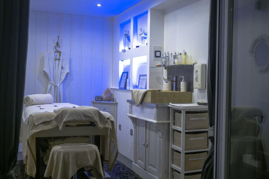 Hotel Restaurant Plaisir et Spa*** Cabine de massage