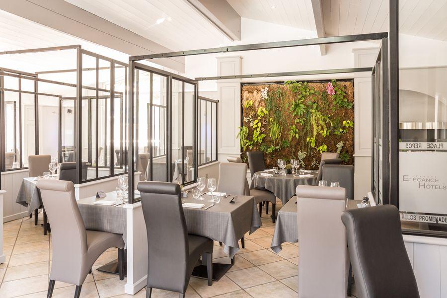 Hotel Restaurant Plaisir et Spa*** Restaurant