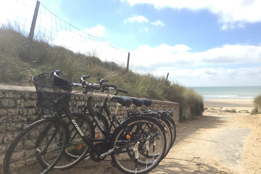 Hotel Restaurant Plaisir et Spa*** Location de vélos