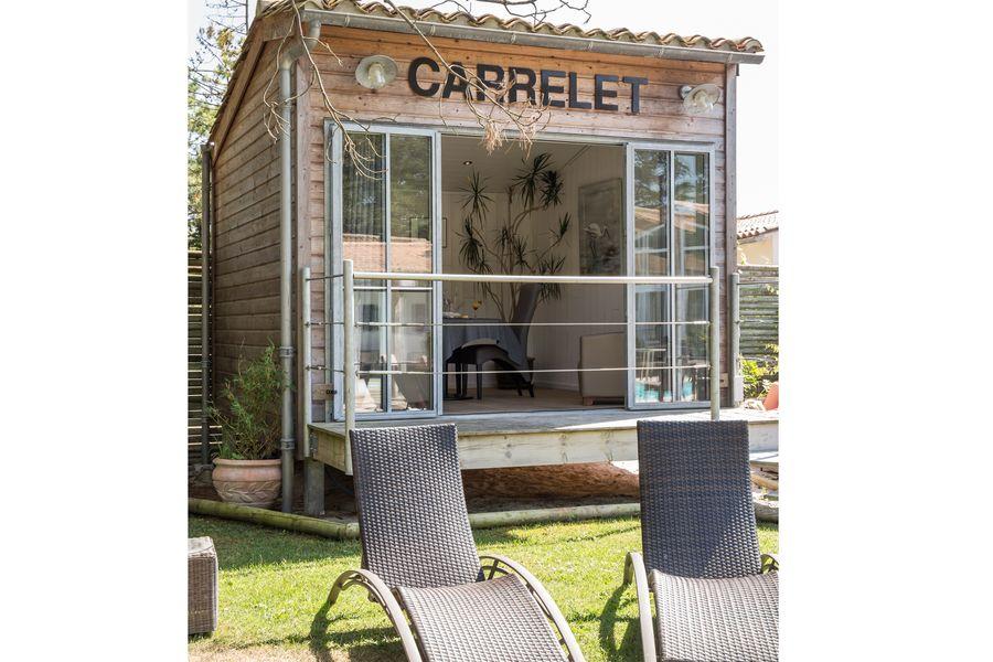 Hotel Restaurant Plaisir et Spa*** Salle Carrelet
