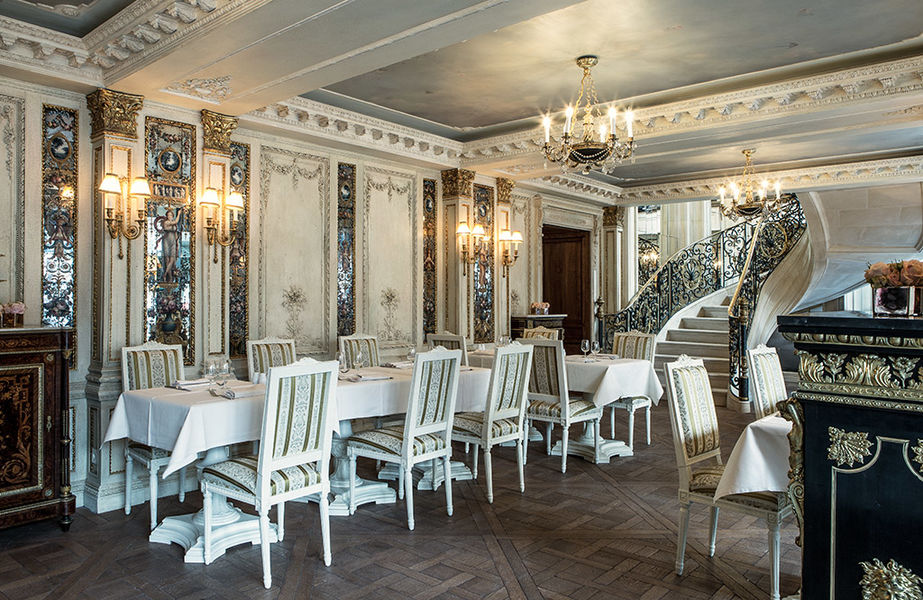 Café Pouchkine Catherine II
