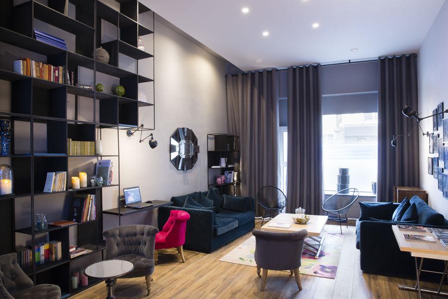 Hotel Mademoiselle **** Le Salon Mademoiselle