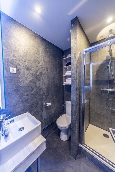 BDX Hôtel*** Bordeaux Salle de bain