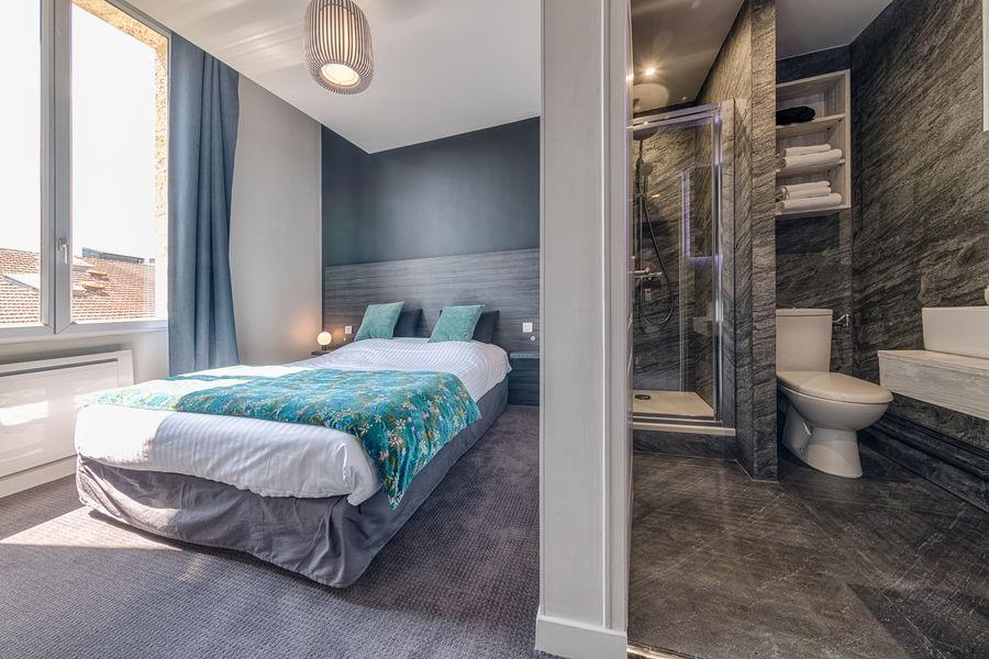BDX Hôtel*** Bordeaux Chambre