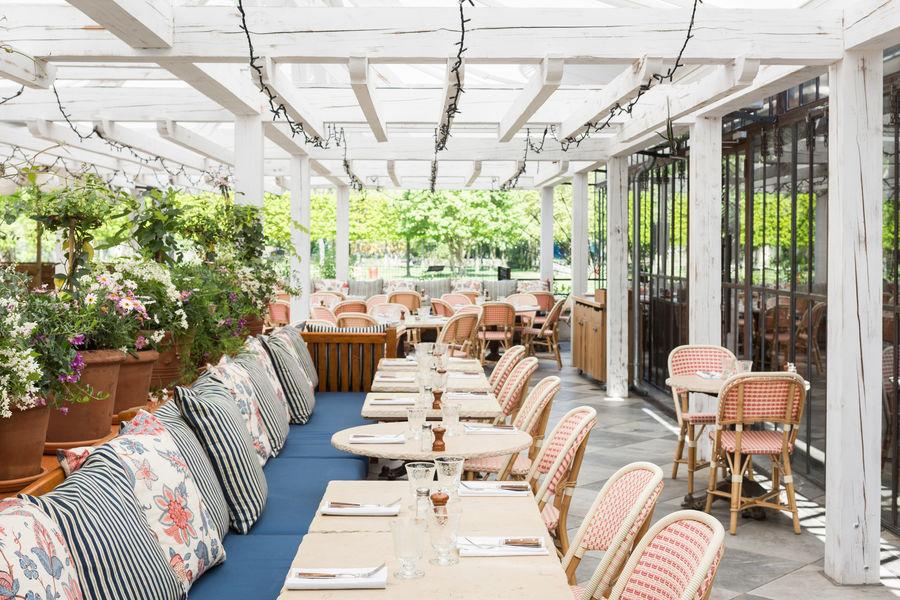 Restaurant l'Île 45