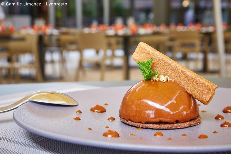 Hôtel ParkSaône dessert