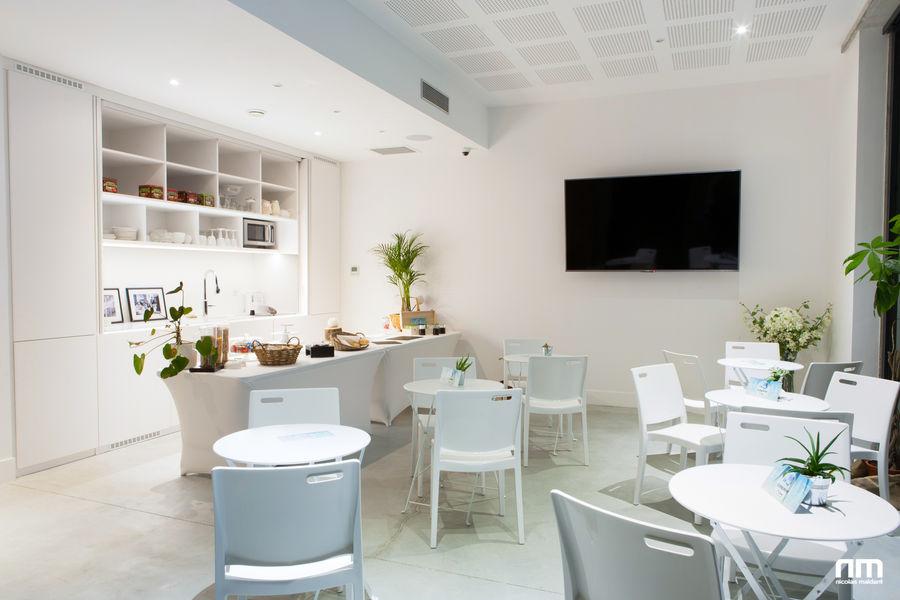 Le B Complexe - Bar de Glace Lounge hôtel