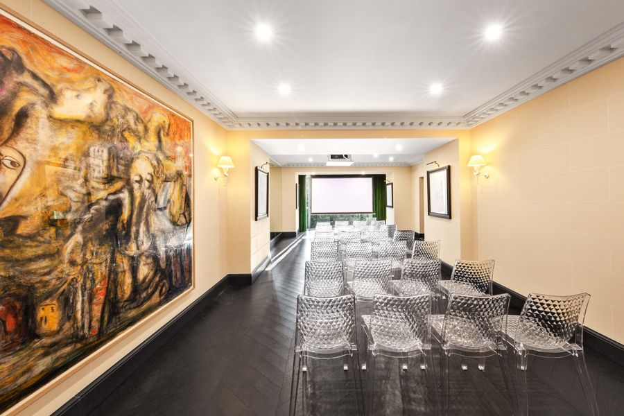 Hotel de Berri Le Salon