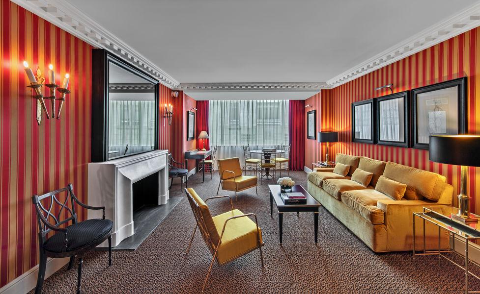 Hotel de Berri Suite