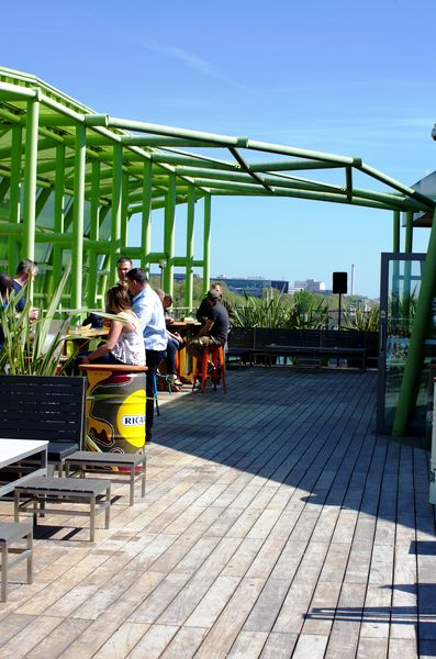 Café Oz Rooftop Café Oz Rooftop