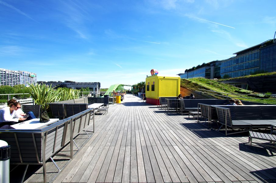 Café Oz Rooftop Terrasse - Espace privatif