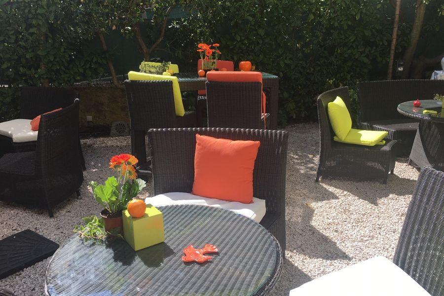 Hôtel Idéal Séjour Le Jardin