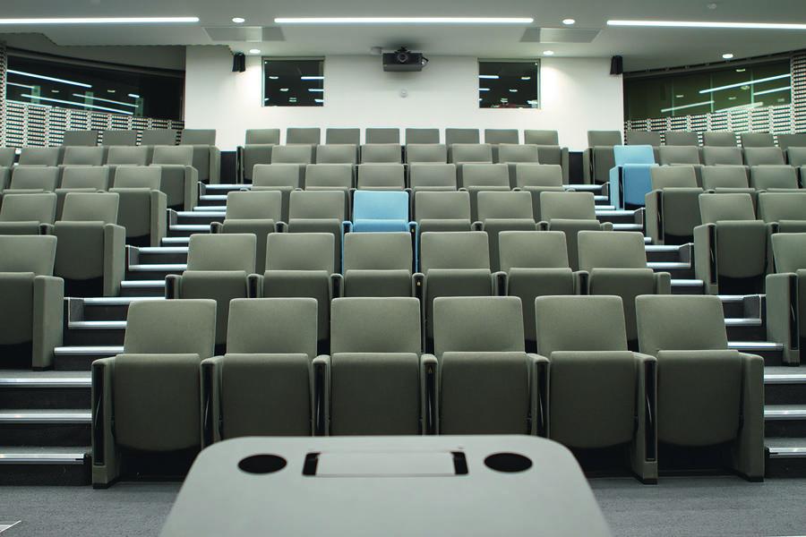 LE TOIT DE LA GRANDE ARCHE Auditorium