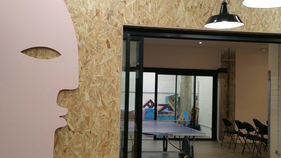 The Sun Project AGORA= CREATIVE ROOM + LEARNING ROOM