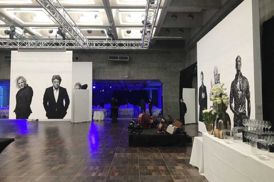 LE TOIT DE LA GRANDE ARCHE Espace Culturel