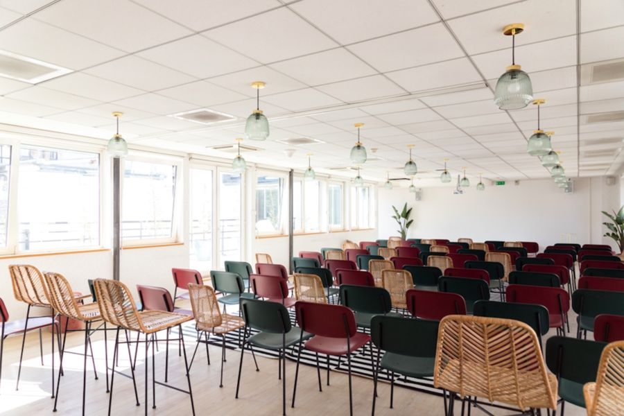 Morning Coworking Courcelles Grande Salle