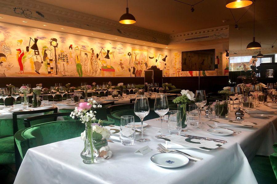 Hotel de Berri Restaurant Le Schiap