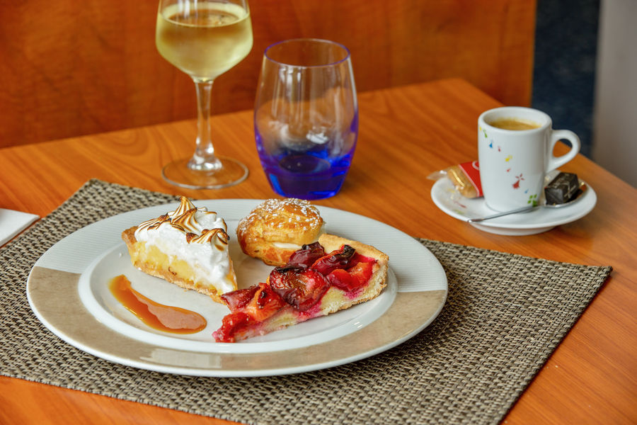 Brit Hotel Saint Malo - Le Transat *** Buffet dessert Restaurant