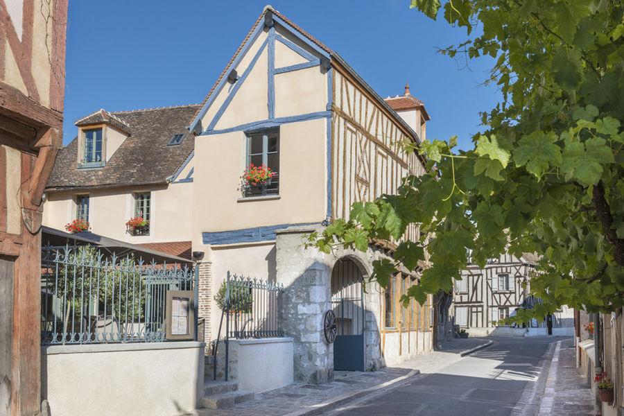Hotel The OriginalsAux Vieux Remparts Extérieur