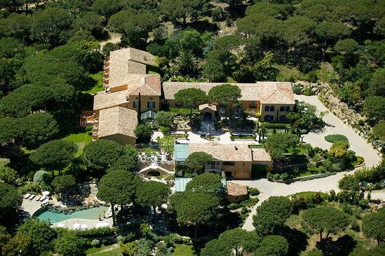 Villa Marie St Tropez ***** DR