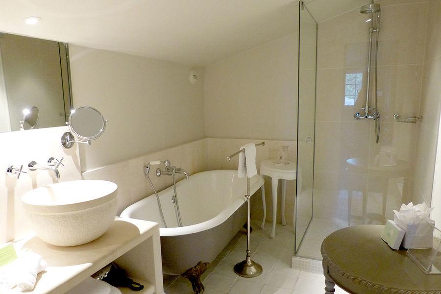 Villa Marie St Tropez***** Salle de bains DR