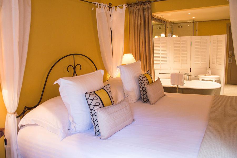 Villa Marie St Tropez***** Chambre Villa Marie St Tropez ***** DR