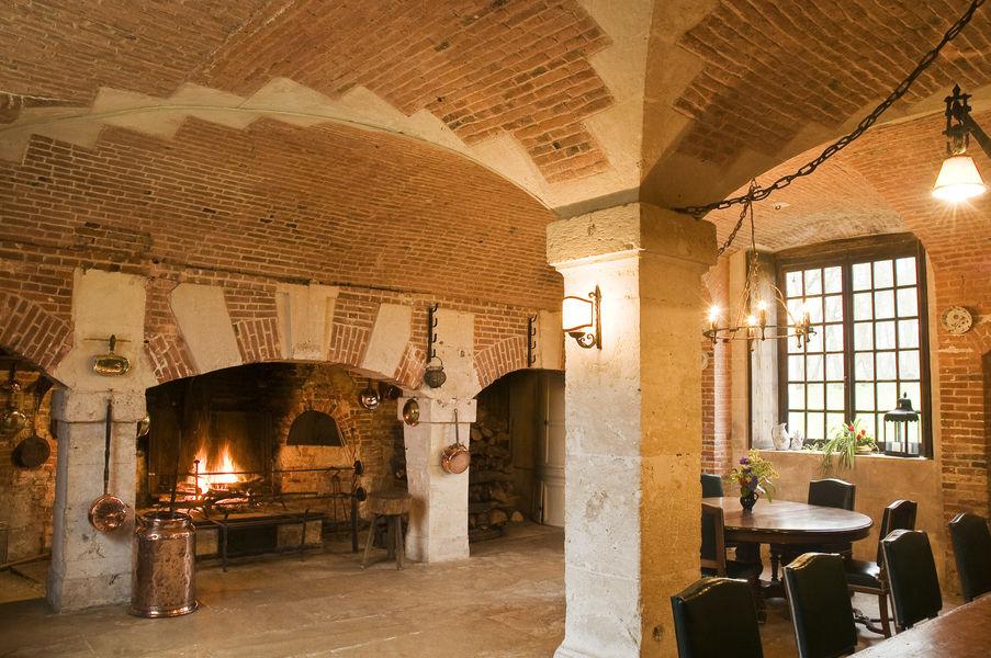 Chateau de Bonnemare La cuisine du château