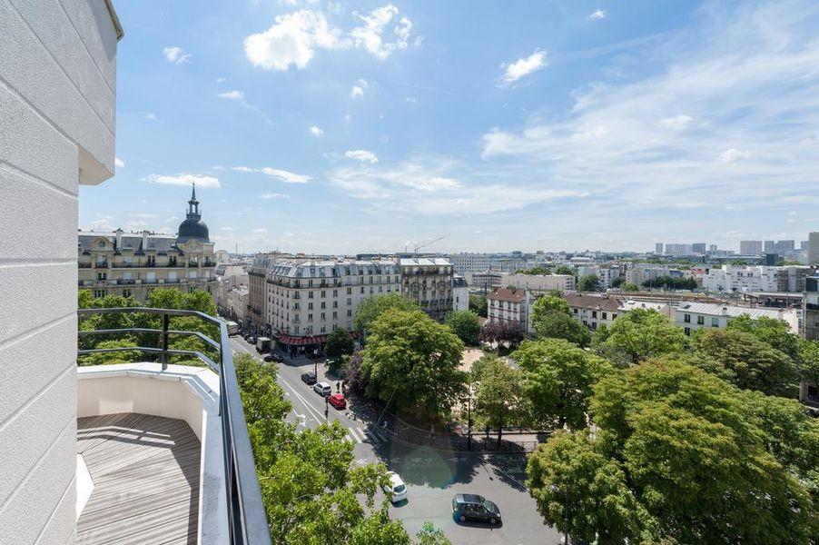 Hôtel Le 209 **** Terrasse