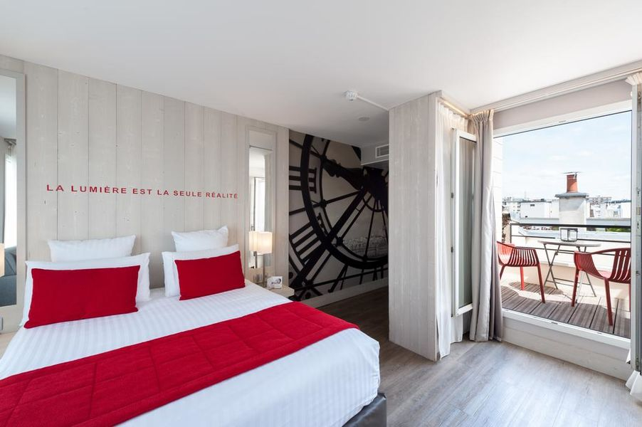Hôtel Le 209 **** Chambre