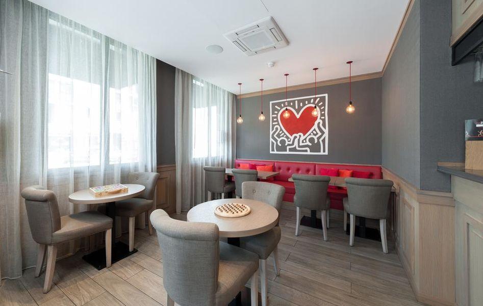 Hôtel Le 209 **** Petit-déjeuner