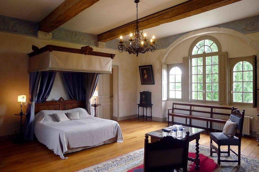 Chateau de Bonnemare Chambre