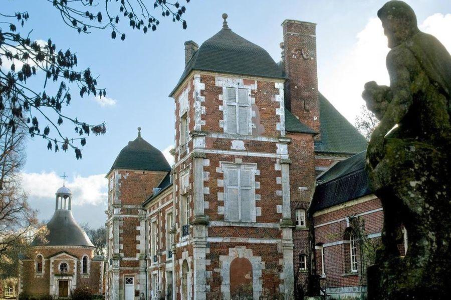 Chateau de Bonnemare Extérieur
