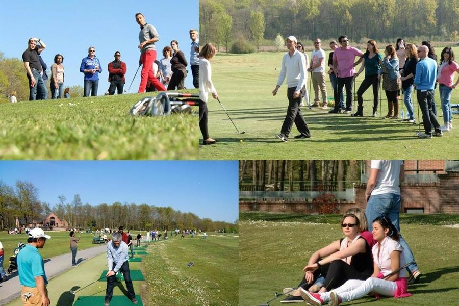 Golf de Marivaux Animation golf